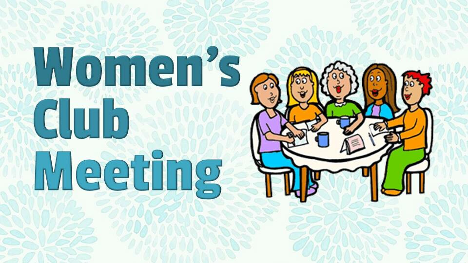 GAWC January Meeting & Potluck