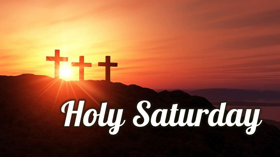 Holy Saturday: Easter Vigil