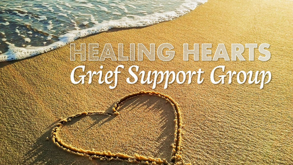 Healing Hearts Grief Support Group - Zoom+