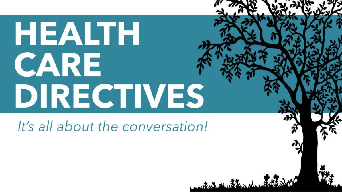 Health Care Directives Presentation